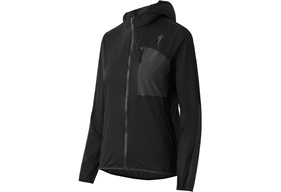 Specialized Women's Deflect Jacket w/ SWAT Svart