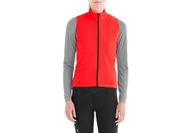 Specialized Women's Deflect Wind Vest Rocket Red