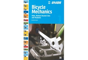 UNIOR Bicycle Mechanics Book Verkstadsmanual