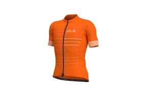 Alé Solid Ergo Jersey Orange