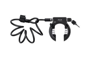 AXA Solid Plus and Newton plug-in Ring lock