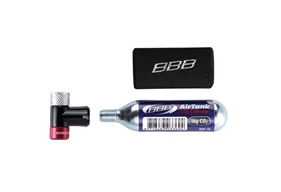 BBB AirSpeed CO2 Pump med 16gr Patron