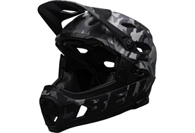 Bell Super DH Spherical MIPS   Black Camo