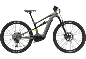 2021 Cannondale Habit Neo 2 | Stealth Grey
