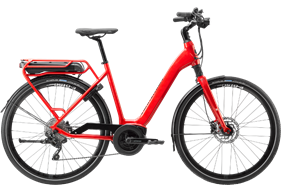 2021 Cannondale Mavaro Neo Active City | Acid Red