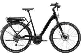 2021 Cannondale Mavaro Neo Active City | Black Pearl