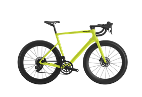 2021 Cannondale SuperSix EVO Carbon Disc 105 | Bio Lime