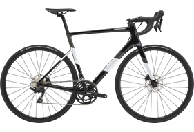 2021 Cannondale SuperSix EVO Carbon Disc 105 | Black Pearl