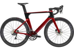 2021 Cannondale SystemSix Carbon Ultegra | Candy Red