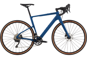 2021 Cannondale Topstone Carbon 6 | Abyss Blue