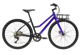 2021 Cannondale Treadwell Neo 2 EQ Remixte | Purple Haze