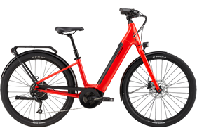 2022 Cannondale Adventure Neo 3.1 EQ | Rally Red