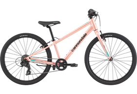 2021 Cannondale Kids Quick 24 | Rosa