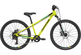 2021 Cannondale Kids Trail 24 | Gul