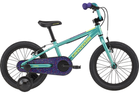 2020 Cannondale Kids Trail Freewheel 16""