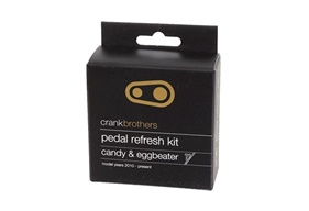 CrankBrothers Pedal Refresh Kit | Eggbeater & Candy 11