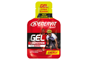 Enervit Gel Citrus med Koffein 25ml