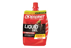 Enervit Liquid Gel Competition Citron 60ml