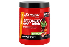 Enervit Recovery Drink Apelsin Pulver 400g