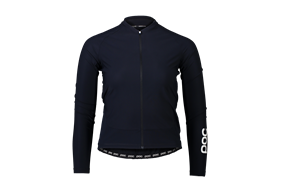 Essential Road W's Long Sleeve Jersey Navy Black