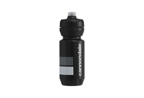 Cannondale Block Gripper Bottle 600ml Svart/Vit