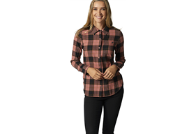 FOX Pines Flannel Rosa