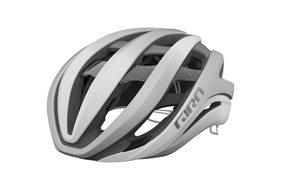 Giro Aether Spherical MIPS   Matte White Silver