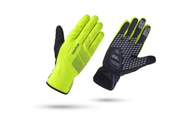 GripGrab Ride Waterproof Winterglove Hi-Vis