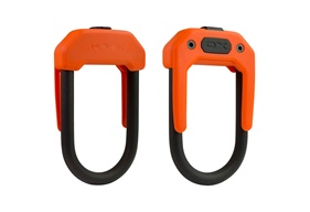 Hiplok Cykellås DX U-lock Orange