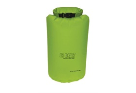 JR Gear Ultra Light Dry Bag Cord 10 Liter Grön