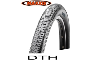 Maxxis BMX DTH Exception 20x2.20 120TPI