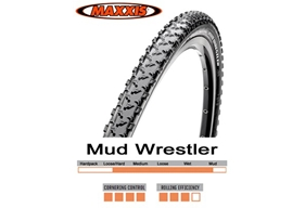 Maxxis CX Mud Wrestler TR/EXO 33-622mm 120TPI