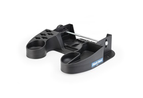 Park Tool Tilting Truing Stand Base for TS-2 and TS-2.2