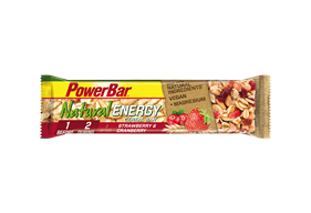 Natural Energy Bar Strawberry-Cranberry