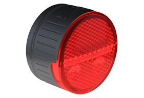 SP Connect Round Safety Light Led Rear