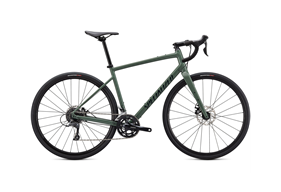 2021 Specialized Diverge E5 Sage Green