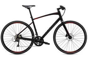 2021 Specialized Sirrus 3.0 Black