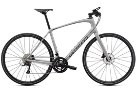 2021 Specialized Sirrus 4.0 Carbon | Silver