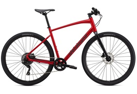 2021 Specialized Sirrus X 2.0 | Red