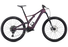 2021 Specialized Turbo Levo SL Comp Carbon | Cast Berry