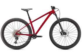 2021 Specialized Fuse Comp 29 | Red Tint