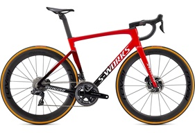 2021 Specialized S-Works Tarmac SL7 Di2   Red Tint