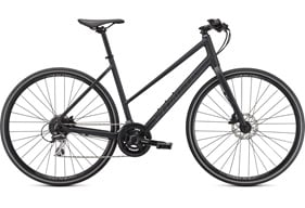2021 Specialized Sirrus 2.0 Step-Through | Black