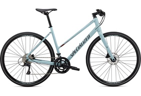 2021 Specialized Sirrus 3.0 Step-Through | Summer Blue