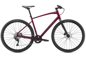 2021 Specialized Sirrus X 3.0 | Raspberry