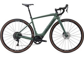 2021 Specialized Turbo Creo SL Comp Carbon EVO Sage Green