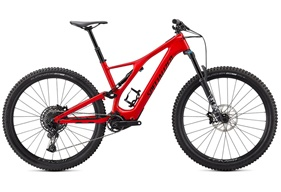 2021 Specialized Turbo Levo SL Comp Carbon | Flo Red