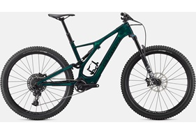 2021 Specialized Turbo Levo SL Comp Carbon Green Tint