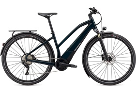 2021 Specialized Turbo Vado 4.0 Step-Through Forest Green