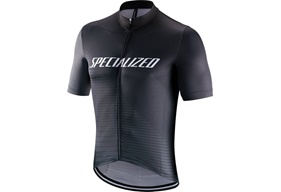 Specialized RBX Comp Logo Team SS Jersey Svart